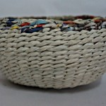 Recyeled Paper Bowl
